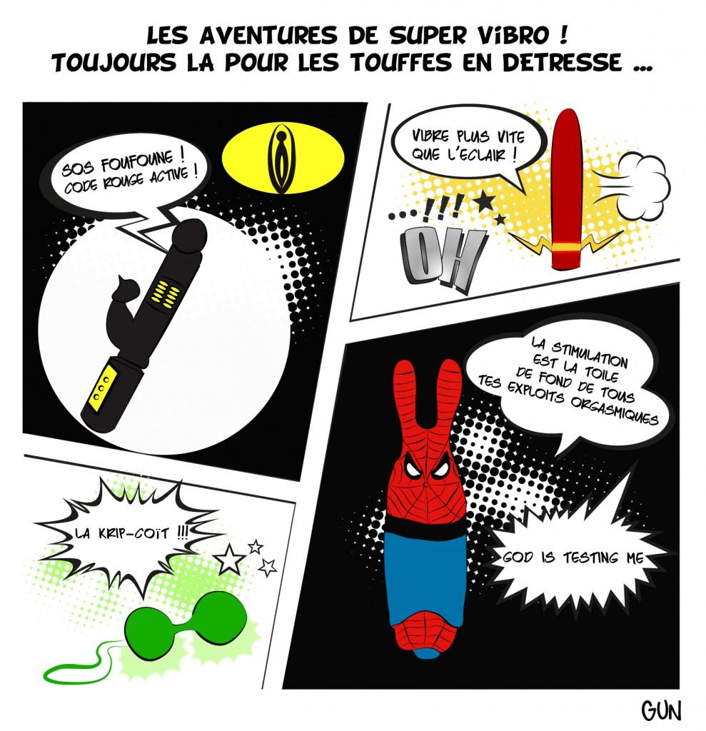 Secrets de coquines - Super vibro