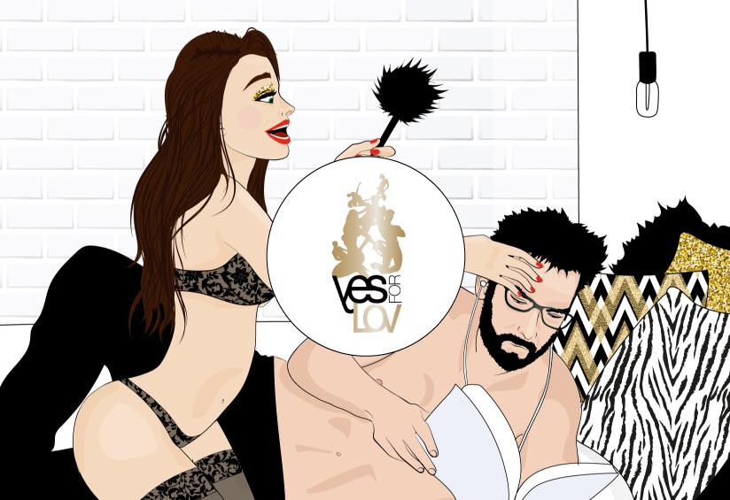 A la découverte de YESforLOV, les cosmétiques du plaisir